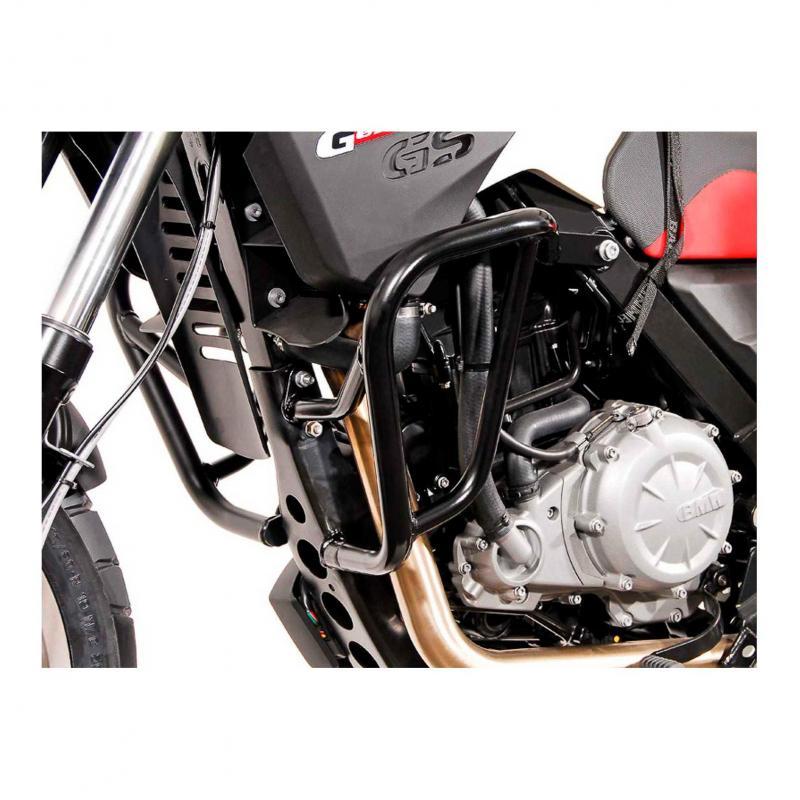 Barres de protection latérale SW-MOTECH noir BMW G 650 GS 11-
