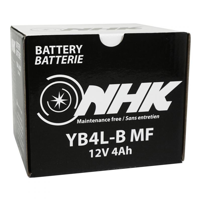 Batterie NHK YB4L-B 12V 4Ah - 1
