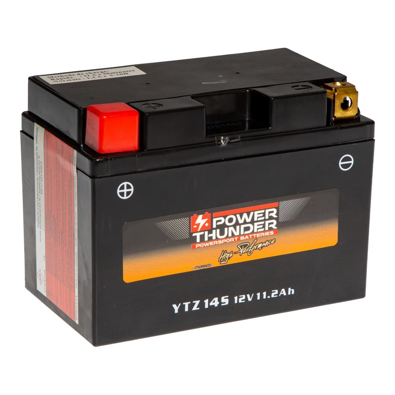Batterie Power Thunder YTZ14S 12V11.2AH