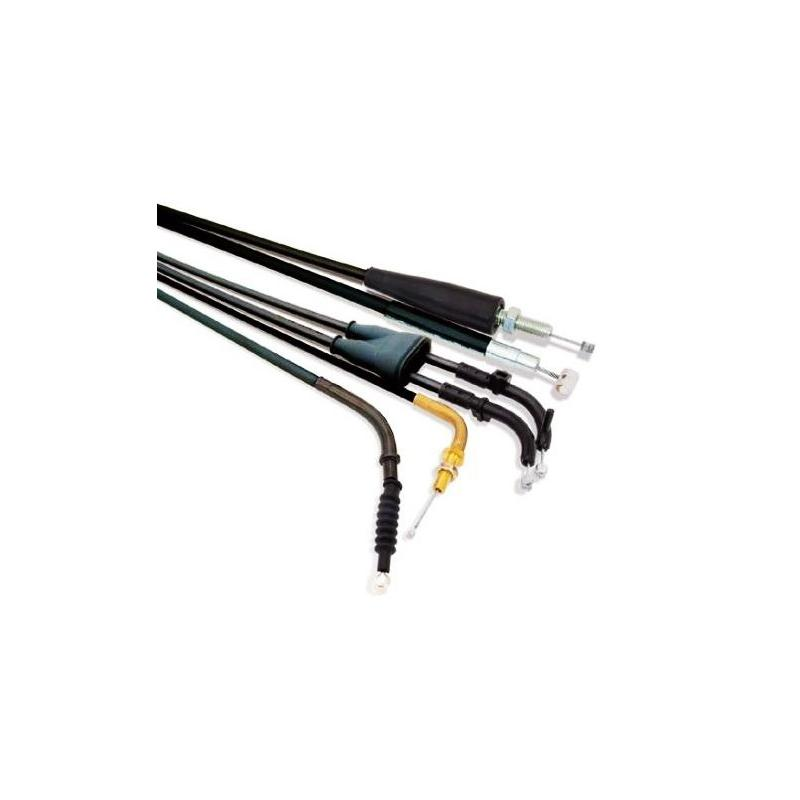 Câble de gaz Bihr Universel pour carburateur Keihin PWK / Mikuni TM