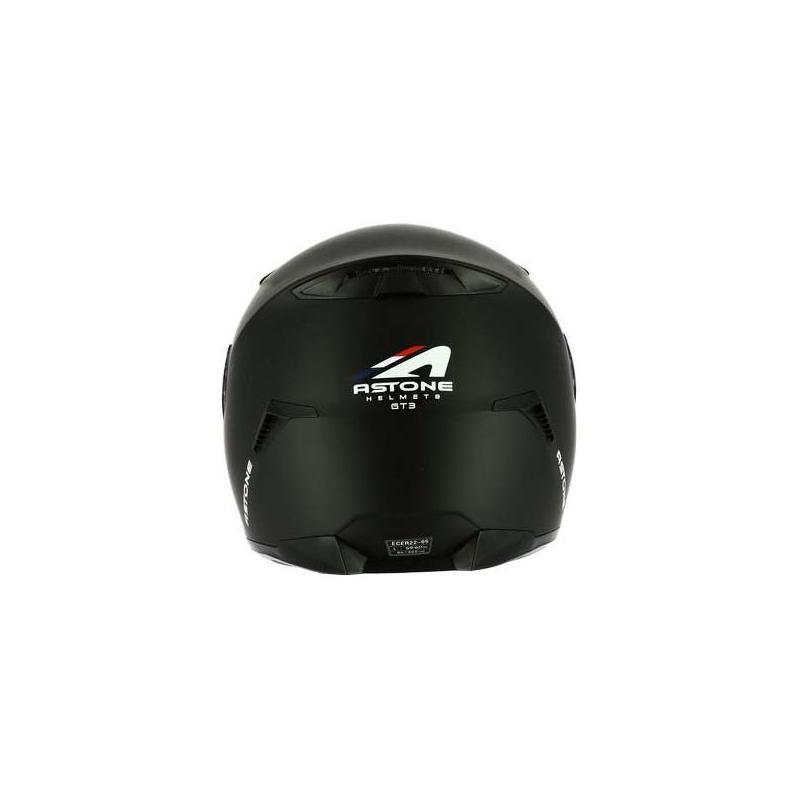 Casque intégral Astone GT3 noir mat - 3