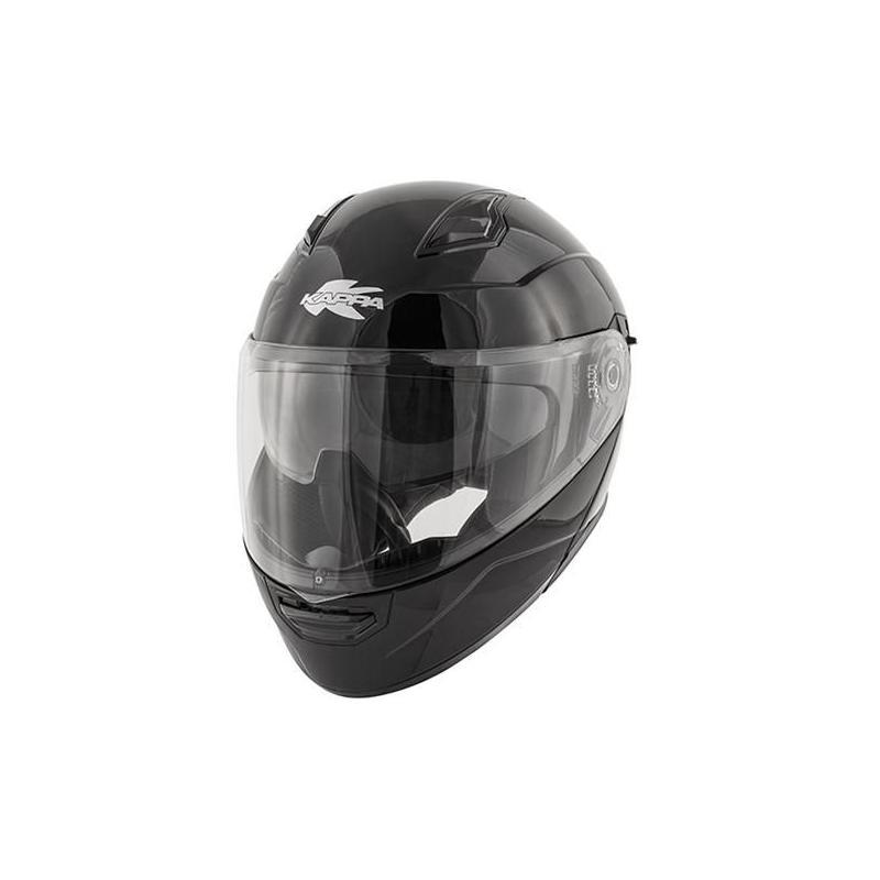 Casque modulable Kappa KV31 Arizona Basic noir vernis