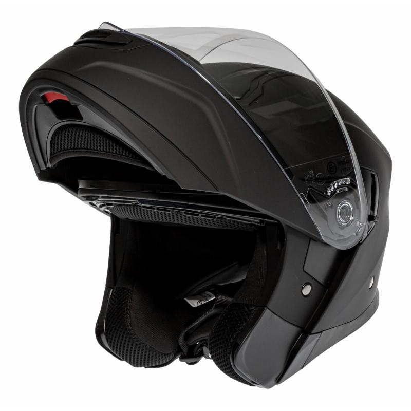 Casque modulable Noend District noir mat - 1