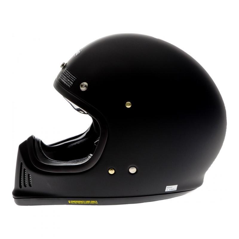 Casque Shoei Ex-Zero noir mat - 1