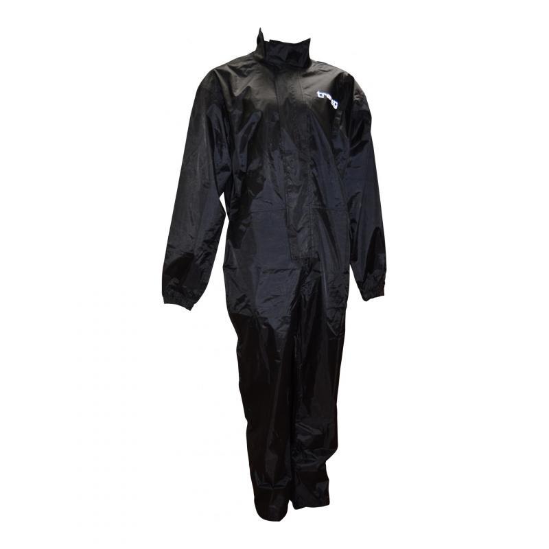 Combinaison de pluie Trendy noir - 3