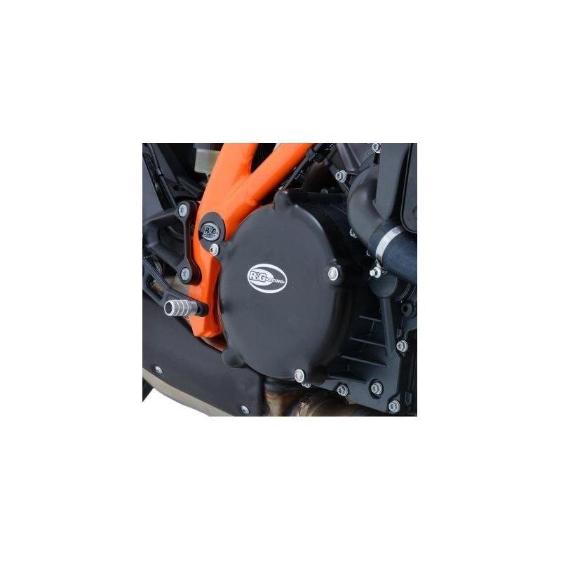 Nrpfell Garde de de Couvercle dembrayage pour 1290 Superduke R S T GT 2015-2019 1090 1050 1190 Adventure//R LC8 Noir Orange