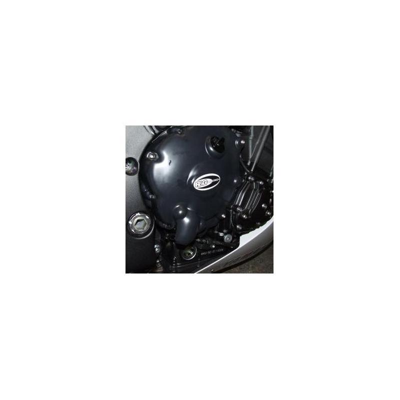 Couvre carter droit R&G Racing noir Yamaha YZF-R1 09-14