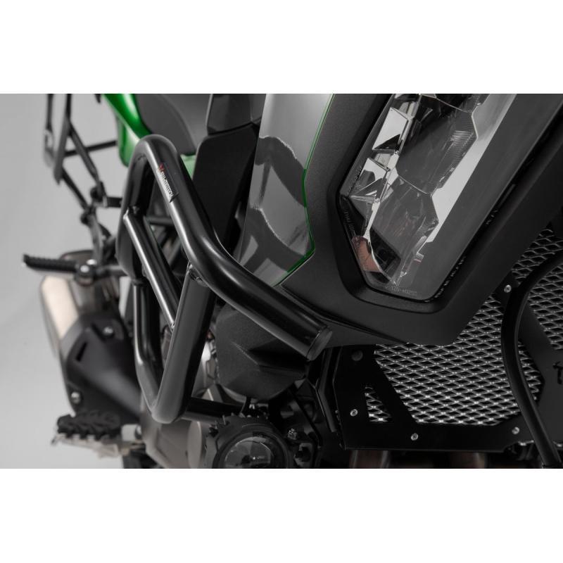 Crashbar noir SW-Motech Kawasaki Versys 1000 18-19 - 1