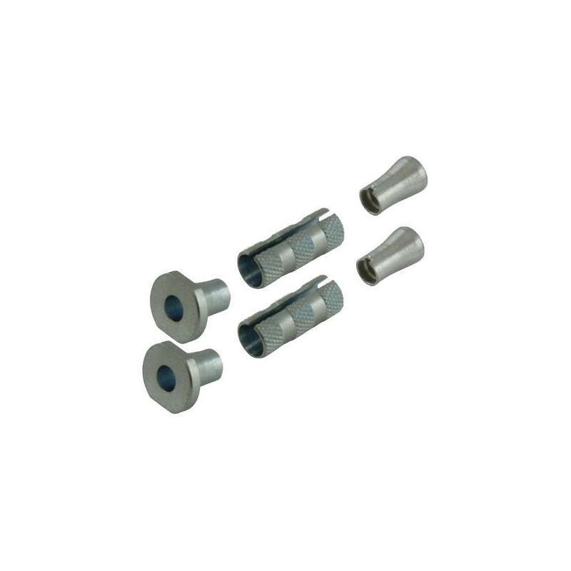 Entretoises expansibles RTech du Ø14 à 15,5mm
