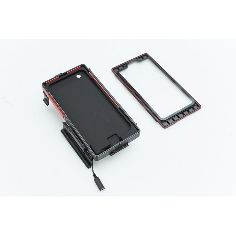 Étui rigide SW-MOTECH pour iPhone 6 / 6S Plus noir - 2