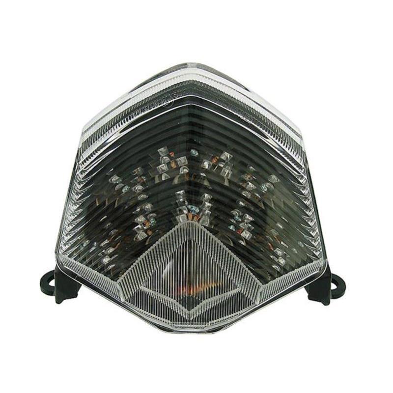 Feu arrière à LED avec clignotants intégrés pour Kawasaki Z750 07-13