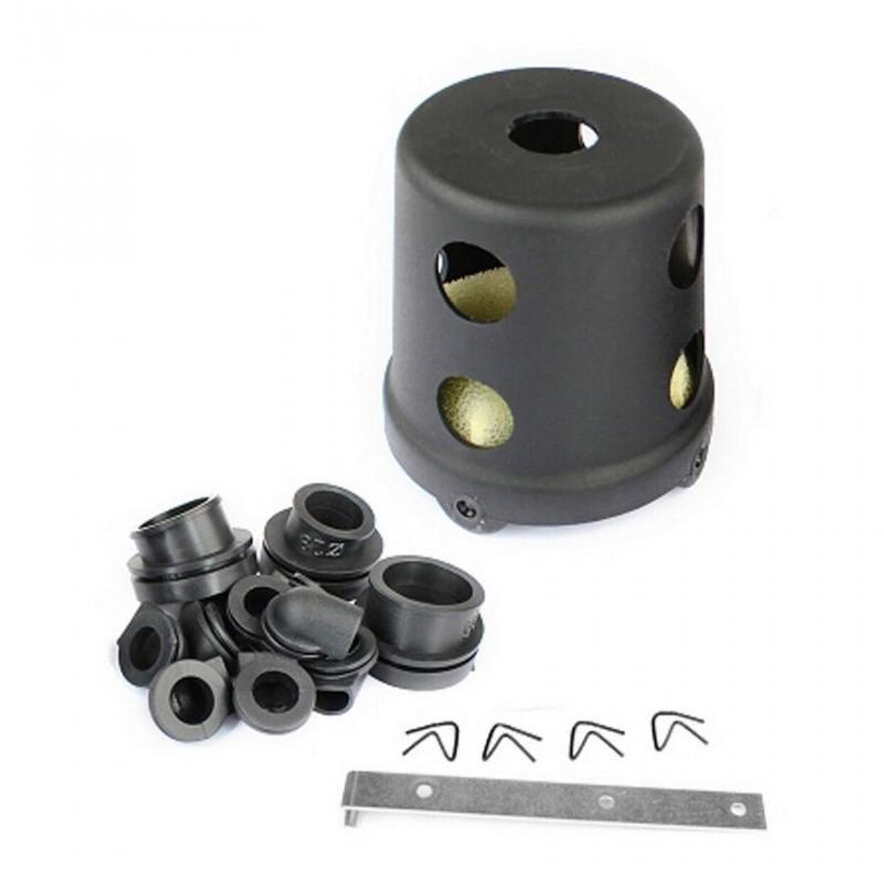 Filtre a air Marchald airbox 130 mm