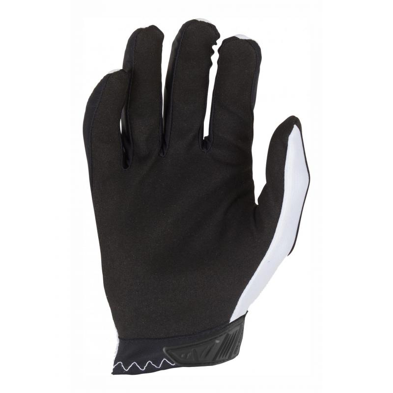 Gants cross enfant O'Neal Matrix Villain blanc - 1