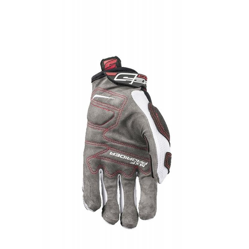 Gants cross Five MXF PRORIDER S blanc - 1