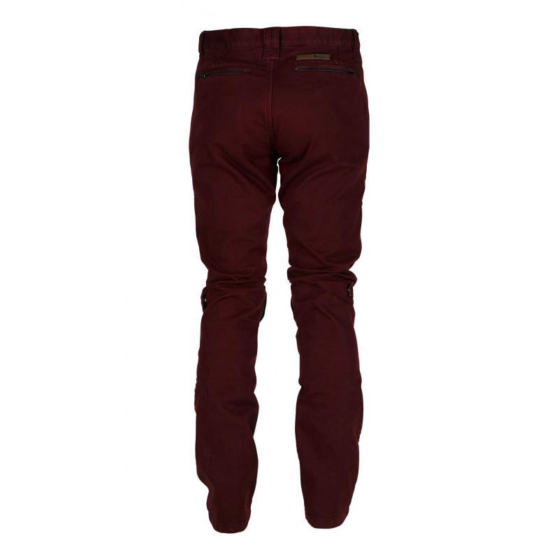 Jeans moto Furygan Berny rouge brique - 2