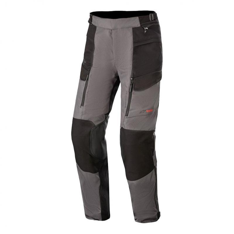 Pantalon Alpinestars Valparaiso v3 Drystar noir/gris - 1
