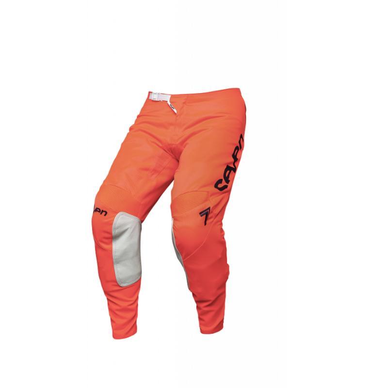 Pantalon cross enfant Mini Seven Annex Ignite coral