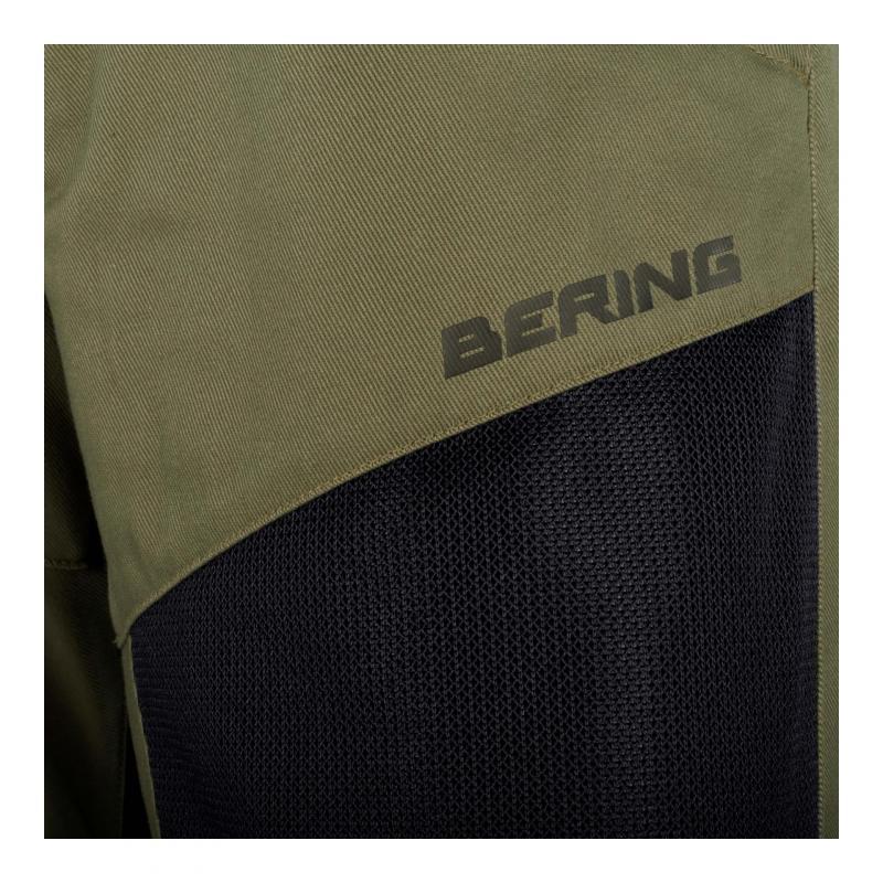 Pantalon textile été Bering Bamako marine/gris - 1