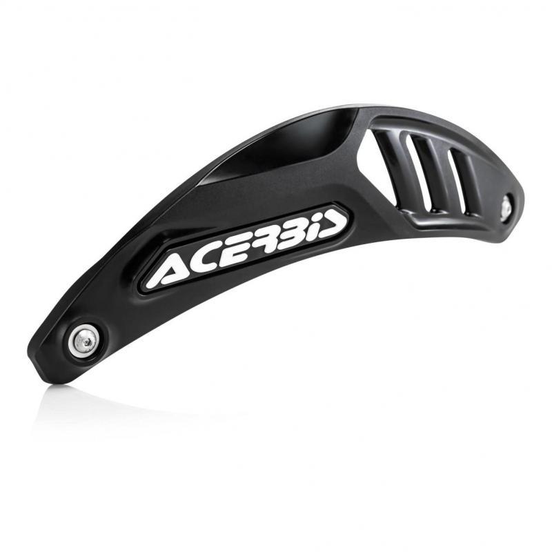 Pare-chaleur Acerbis KTM 250 EXC-F 12-20 noir
