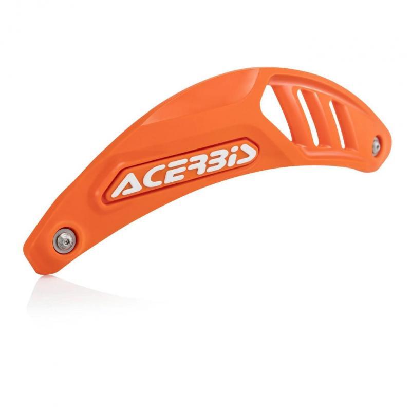 Pare-chaleur Acerbis KTM 250 EXC-F 12-20 (orange 2)