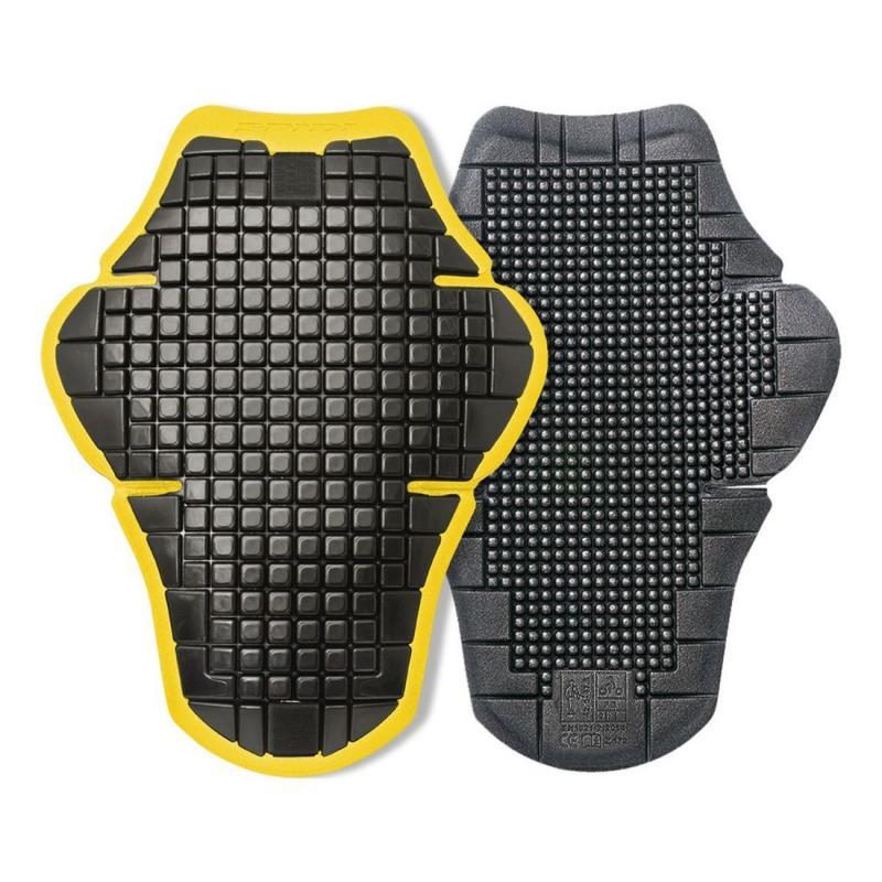 Protection dorsale Spidi WARRIOR L2 noir/jaune - 1