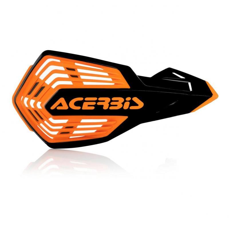 Protège-mains Acerbis X-Future noir/orange
