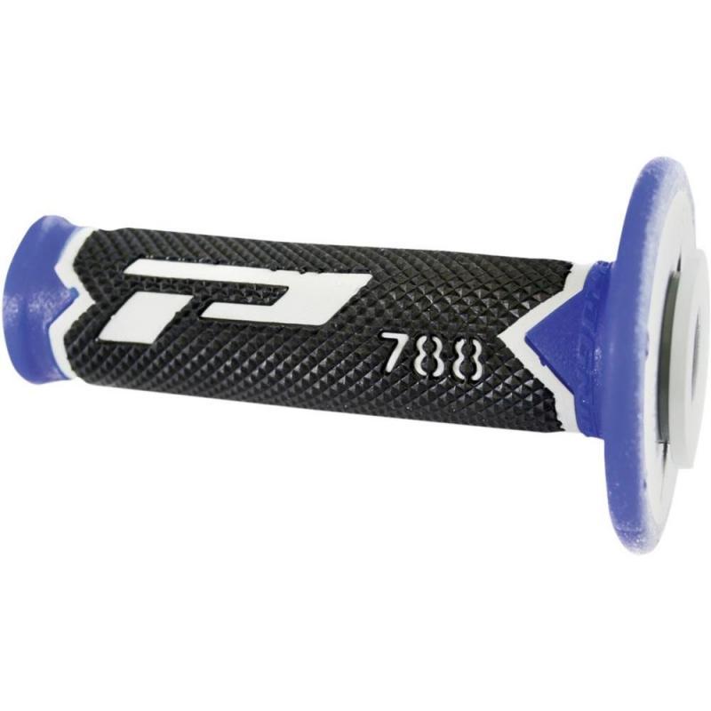 Revêtements de poignée Progrip 788 gris/bleu/noir