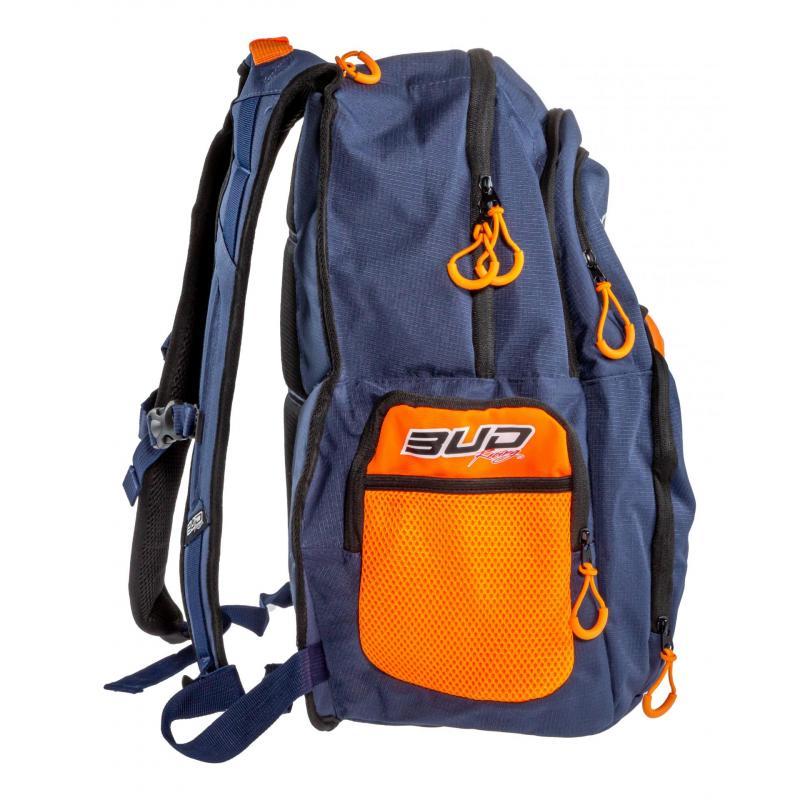Sac à dos multifonction Bud Racing Race navy/orange - 3