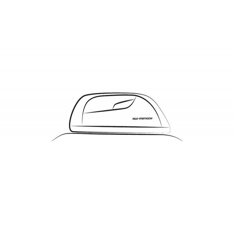Sacoche de réservoir SW-Motech Evo Sport noire / grise - 3