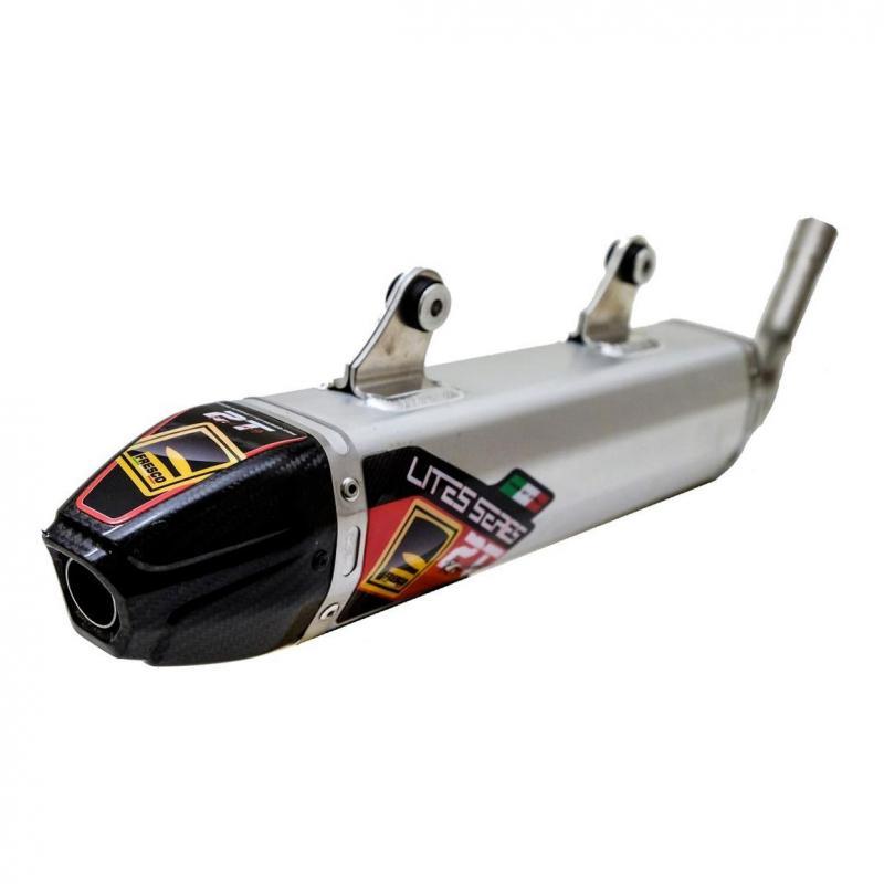 Silencieux Fresco Carby aluminium/casquette carbone Beta Xtrainer 300 2T 16-19