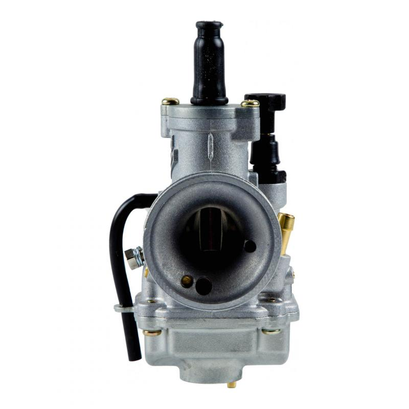 Carburateur Polini D.19 Starter à tirette montage rigide - 4