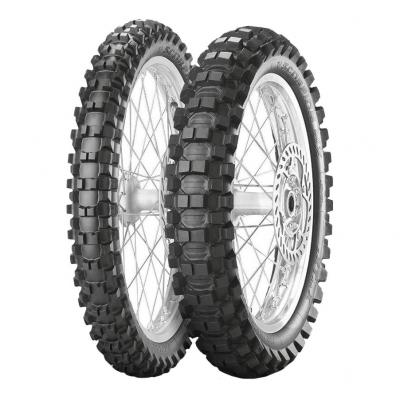 Pneu motocross arrière Pirelli Scorpion MX Extra X 120/100-18 68M TT