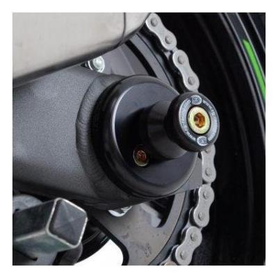 Tampons de bras oscillant diabolos R&G Racing noir Triumph Tiger 1050 Sport 13-17