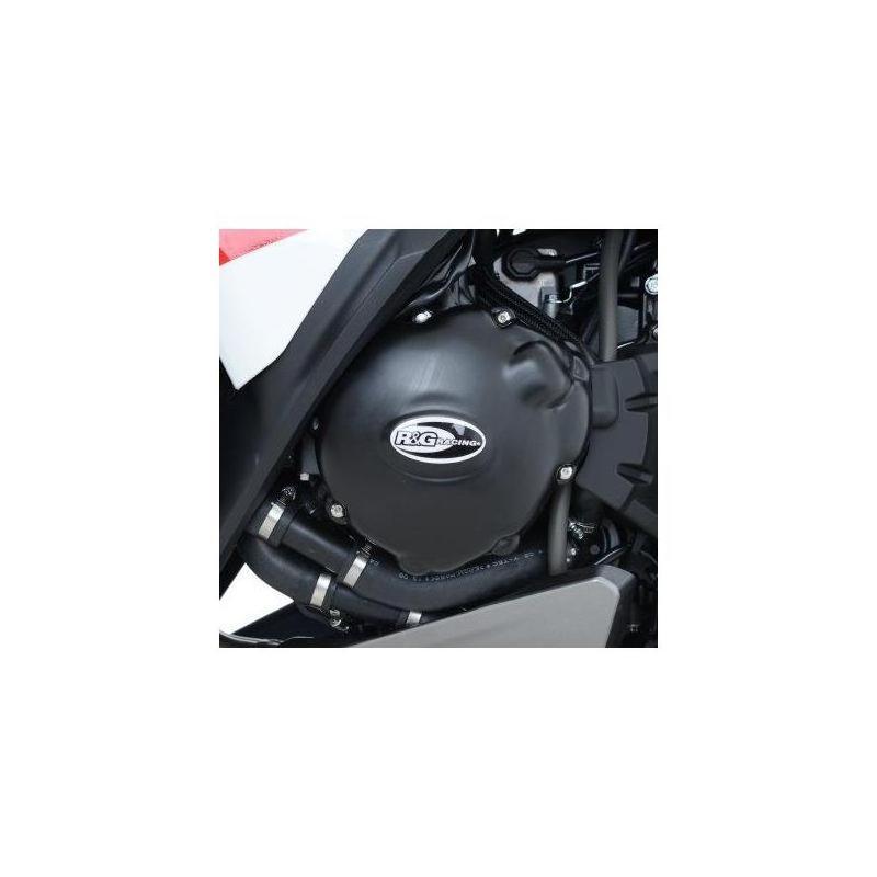 Couvre carter d'alternateur R&G Racing noir Honda CBR 1000 RR 08-16
