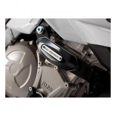 Kit de tampons de protection SW-MOTECH noir BMW S 1000 XR 15-