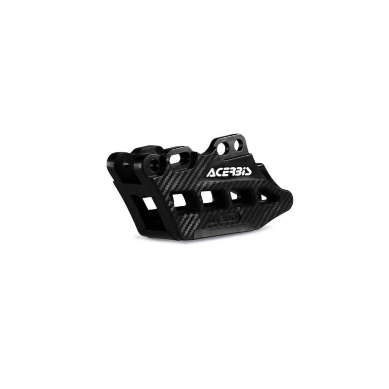 Guide de chaîne Acerbis Suzuki 125/250 RM 07-08 noir