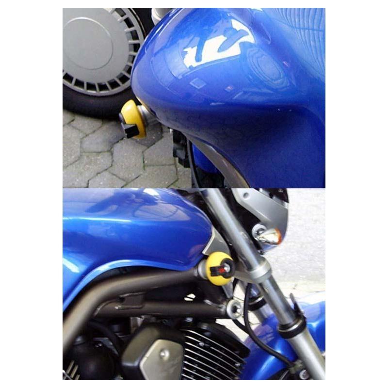 Kit fixation tampon de protection LSL Yamaha BT1100 Bulldog 02-04