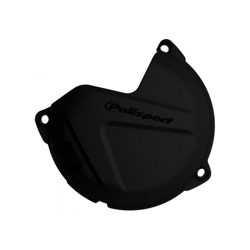 Protection de carter d'embrayage Polisport KTM 300 EXC 13-16 noir