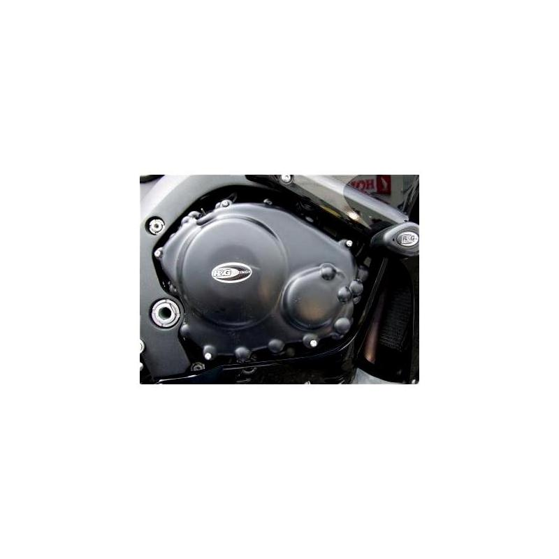 Couvre carter d'embrayage R&G Racing noir Honda CBR 1000 RR 04-07