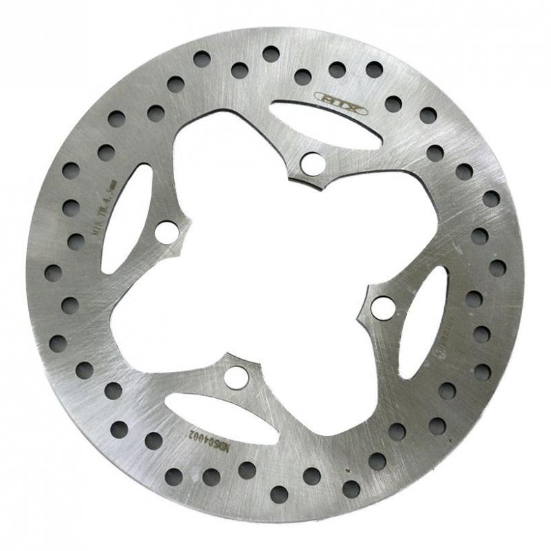 Disque de frein MTX Disc Brake fixe Ø 220 mm arrière Triumph Street Triple 675 13-15