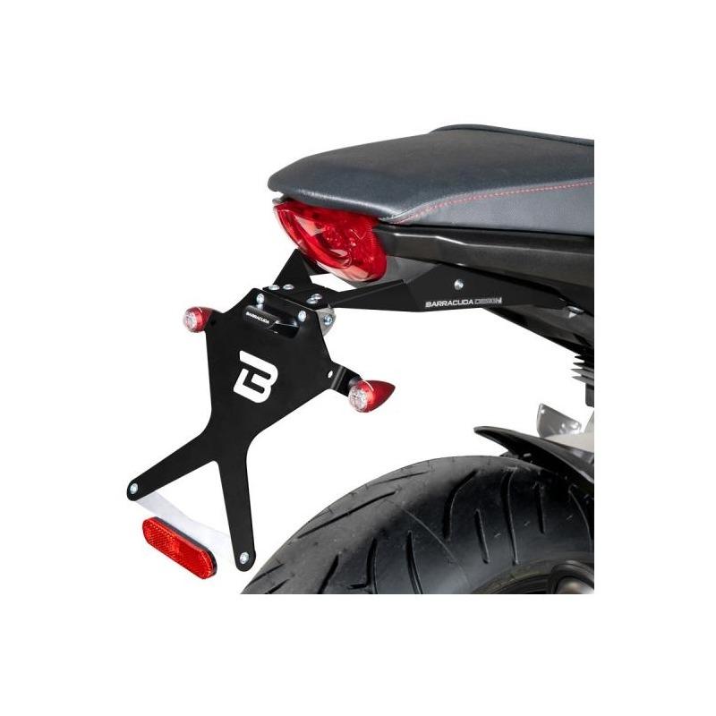 Support de plaque d'immatriculation Barracuda Honda CB 1000 R 19-20