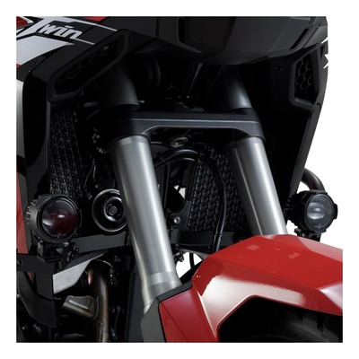 Support pour feux additionnels SW-Motech noir Honda CRF1000L Africa Twin 16-19