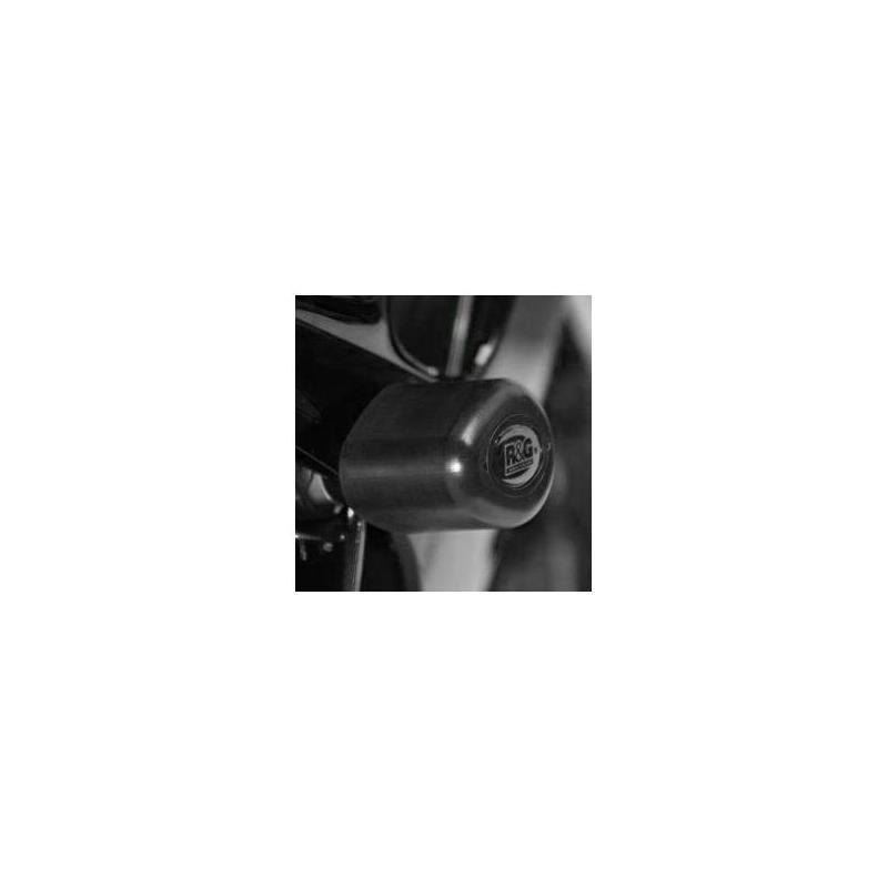 Tampons de protection R&G Racing Aero noir Honda VFR 1200 10-16
