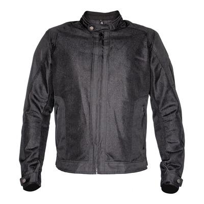 Blouson textile Helstons Stoner mesh noir
