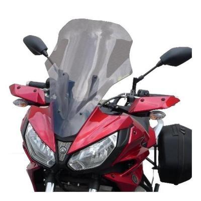 Bulle Bullster haute protection 57 cm fumée grise Yamaha Tracer 700 16-17