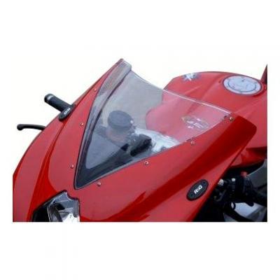 Caches orifices rétroviseurs R&G Racing noir MV Agusta F3 675 12-17