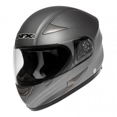 Casque intégral AFX FX90E gris