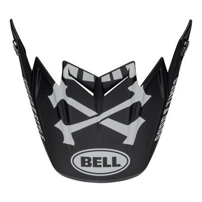 Casquette de casque cross Bell Moto-9 Fasthouse WRWF noir/blanc/rouge