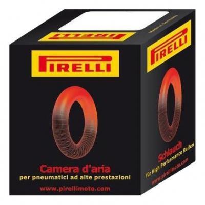 Chambre à air Pirelli 10B21 90/90-21 (TR4) valve droite