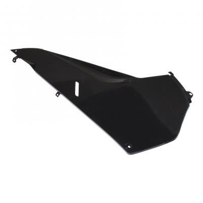 Dessous de tablier avant noir brillant droit adaptable 500 T-max 2008>2011